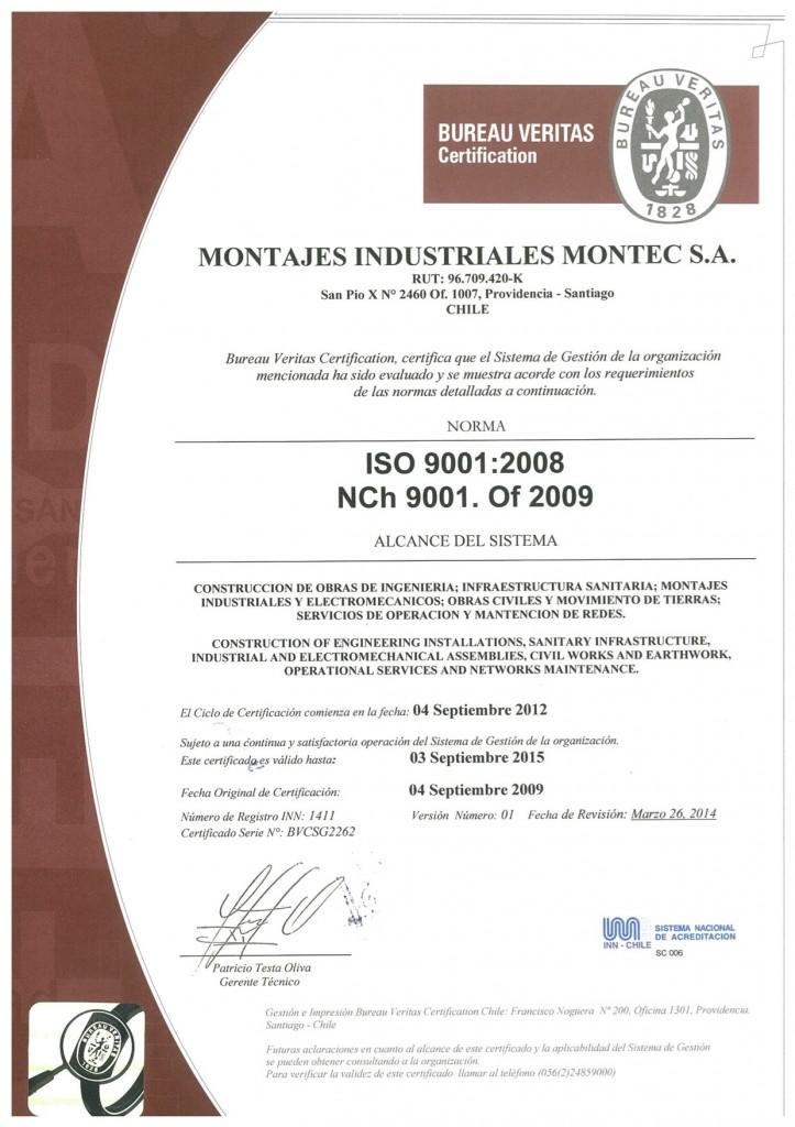 Normas ISO 3